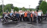 Motorcycle Groups at the Commodores Inn